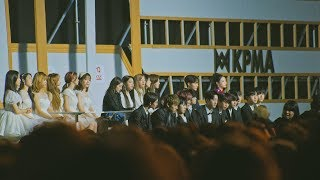 [Reaction to 숀(SHAUN) WAY BACK HOME] 레드벨벳(Red Velvet),워너원,오마이걸,청하@181220 KPMA [4k Fancam/직캠]