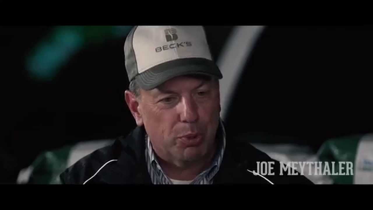 Beck's Tailgate Talk – Choices – Iowa Farmers - YouTube