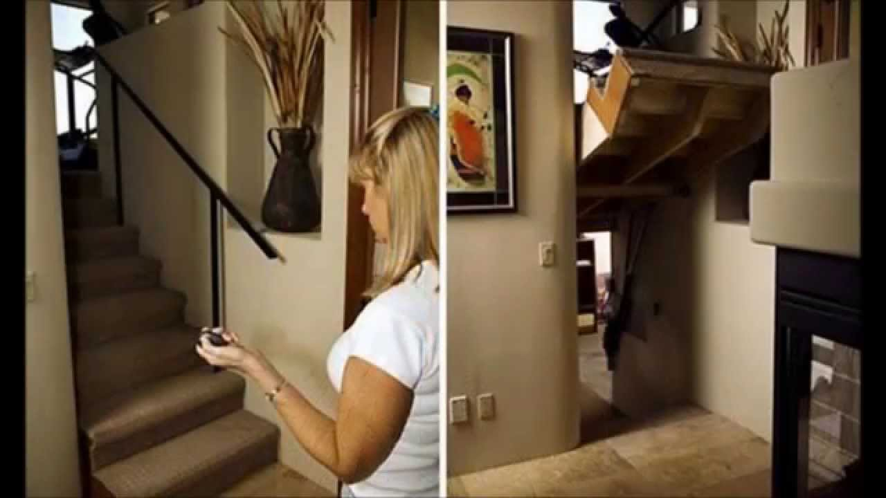34 Hidden Room Ideas For Your Home - YouTube