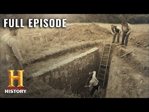 America Unearthed: Ancient Ruins Buried Beneath a Texas Town (S2, E3) | Full Episode | History
