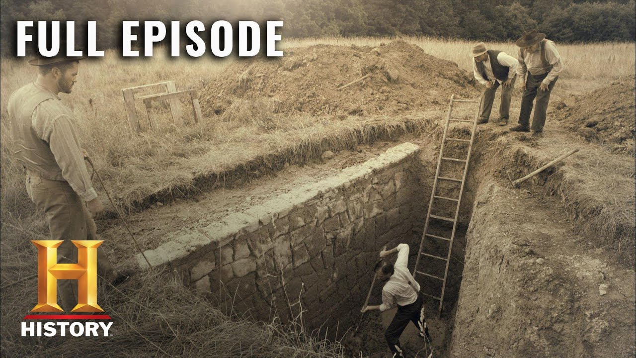 Download America Unearthed: Ancient Ruins Buried Beneath a Texas Town (S2, E3) | Full Episode | History