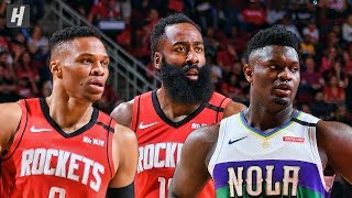 New Orleans Pelicans vs Houston Rockets - Full Highlights   February 2, 2020   2019-20 NBA Season
