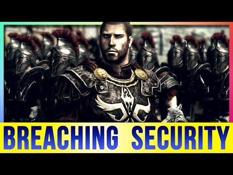 Skyrim Breaching Security Walkthrough – 4 Ways to Assassinate & Olava's Token Location