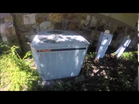 2000 Trane Xe1000 4 Ton Central Air Conditioner Revisited