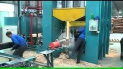 YD9-3000 Strand Woven Bamboo Flooring Machine, Bamboo Fooring Machine (NO.1 SUPPLIER)