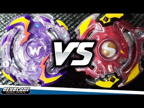 Wild Wyvron .V.M vs Storm Spryzen .K.U - [Beyblade Burst - Hasbro] - ベイブレードバースト