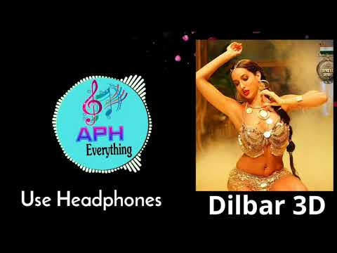 3D Audio | Dilbar Song 3D Audio | Satyamev Jayate | John Abraham