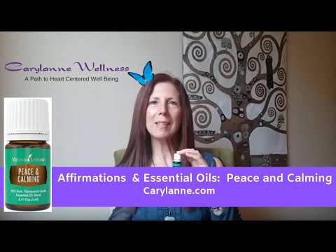 peace-and-calming-young-living-essential-oil-&-affirmation