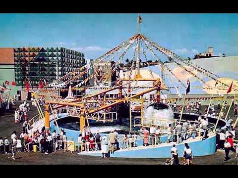 "Baby Boomers Tribute ""Pacific Ocean Park in Color"" 1958-67"
