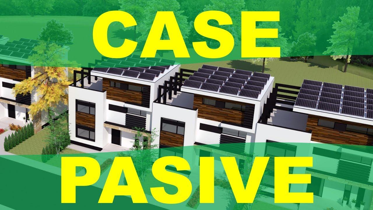 Constructii Case Pasive