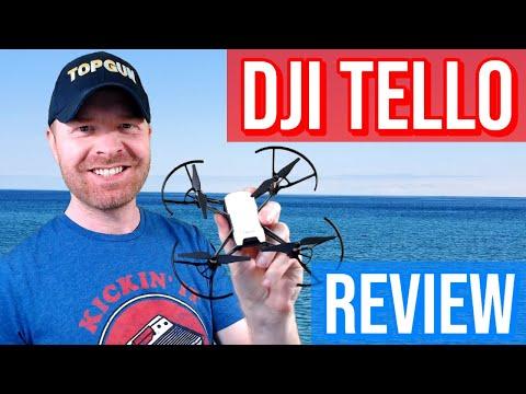 DJI Tello Drone Full Review - Should you buy it