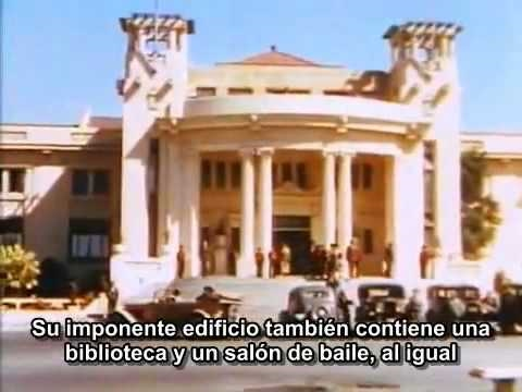 Documental Chile 1937   Traveltalks   Land Of Charm Subtitulado y Traducido al Español
