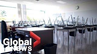 Tentative deal reached between Ontario school boards, CUPE workers