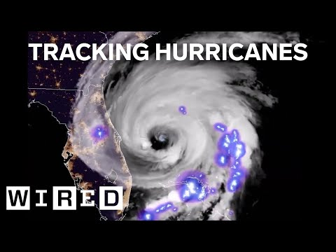 Hurricane Hunter Explains How They Track and Predict Hurricanes | WIRED