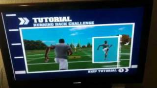 EA Sports NFL Training Camp Wii