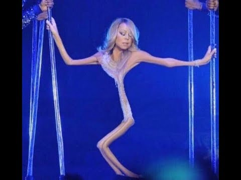 Mariah Carey is a skinny legend.