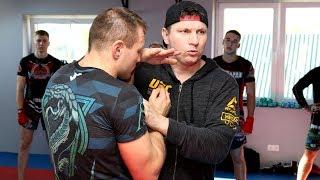 Seminarium z Andreiem Molchanovem w Fight Academy