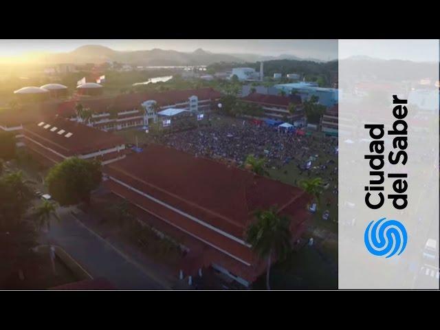 Nueva identidad visual | Ciudad del Saber Panamá
