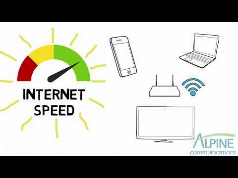 Alpine Communications W-Fi 101: Bandwidth