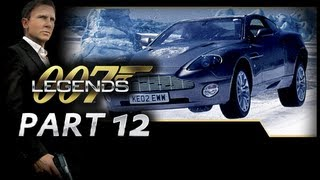 007 Legends Walkthrough - Mission #5 - Moonraker (Part 2) [Xbox 360 / PS3 / Wii U / PC]