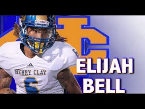 Elijah Bell - Henry Clay : Lexington Kentucky Class of 2014 - Junior Year Highlights