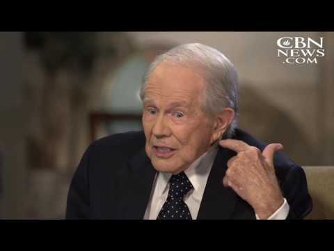 Pat Robertson's Exclusive Interview with Donald Trump
