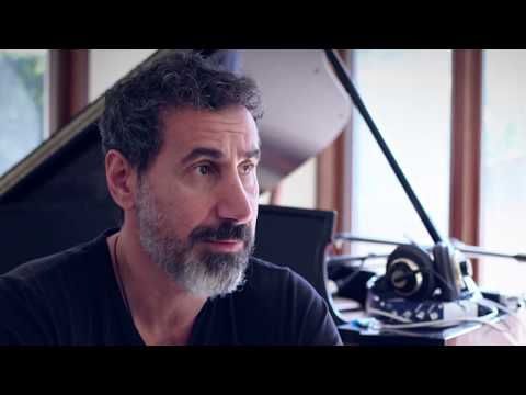 At Home with Serj Tankian  Revolver Magazine  Episode 001: The Art of Work