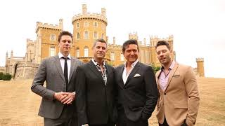 Baixar IL DIVO About their album Timeless 22-9-2018