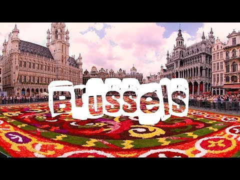 Top 10 things to do in Brussels, Belgium. Visit Brussels