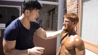 Prepping and Coaching Nick's first Natural Bodybuilding Show by Kevin Kreider Personal