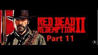 Red Dead Redemption 2 Chapter 4 Walkthrough Part 11