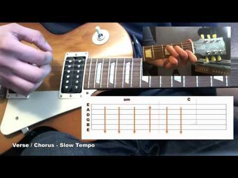 It´s Been Awhile [Guitar Lesson/Gitarren Tutorial] by SoundElement T#05