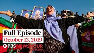 PBS NewsHour Weekend full episode October 13, 2019
