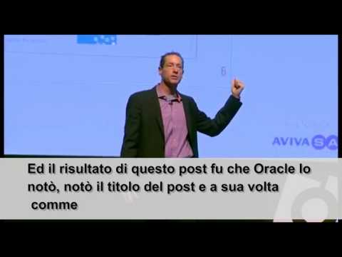 Oracle e il caso dell