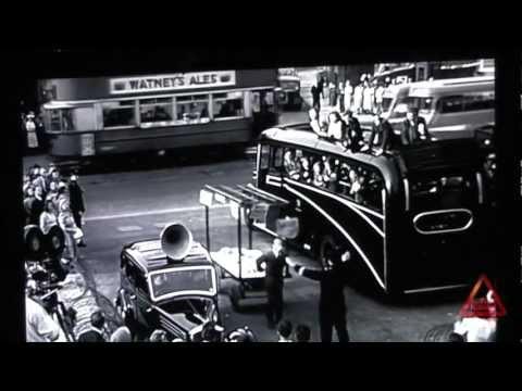 London Tram 1949, Kennington Road, Passport to Pimlico