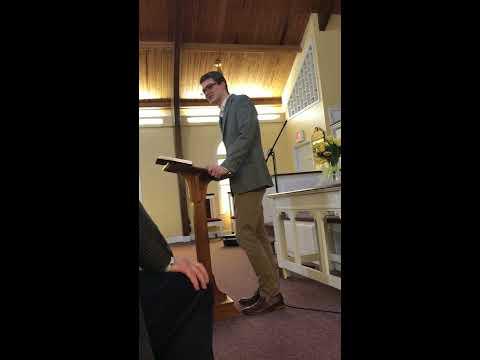 Fisherville Baptist Church — Psalm 2 — April 15, 2018