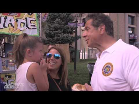 Governor Cuomo tours 2019 NYS Fair