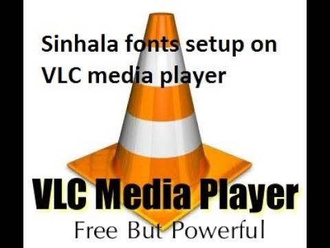 how to add subtitles to vlc player