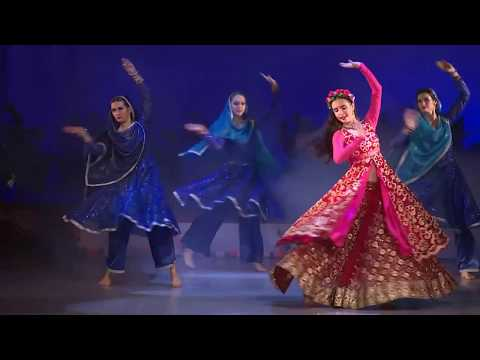 Deewani Mastani - Indian dance group  Champa