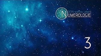 Numerologie 3: Bedeutung und Aspekte