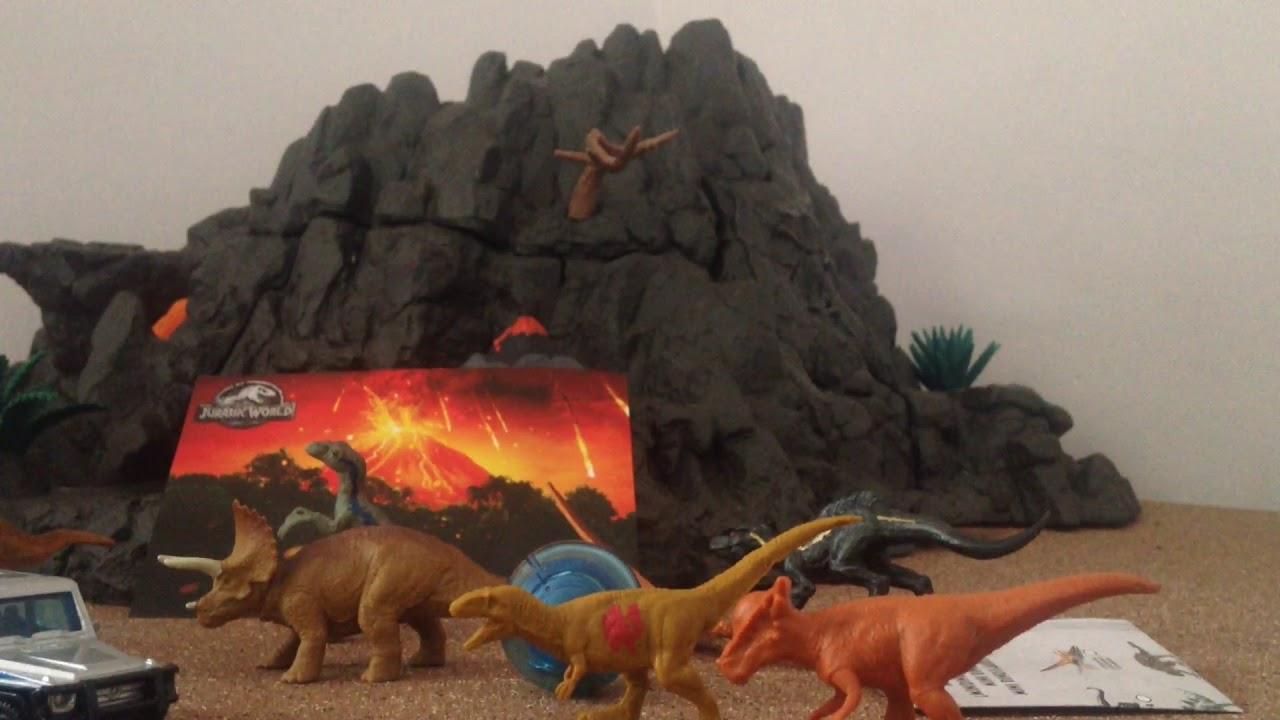 Jurassic world part 2 unboxing