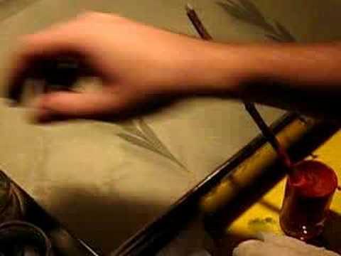 Ebru Master -- Demonstration (Turkish Marbling: Islamic Art)