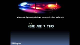 7 Tips When Getting Pulled Over By The Police