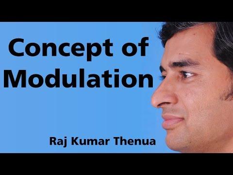 Concept of Modulation (Hindi/Urdu) - Communication Systems by Raj Kumar Thenua - RKTCSu1e07