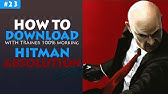Hitman Absolution Professional Edition Trainer Gameplay Youtube