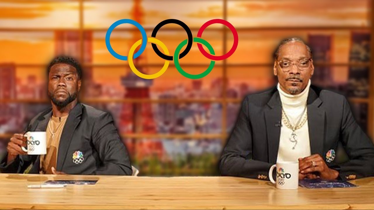 Kevin Hart & Snoop Dogg Explain Olympic Games