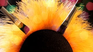 ASMR - Mic Brushing 3: With A Vengeance!