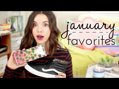 January Favorites 2015! thumbnail