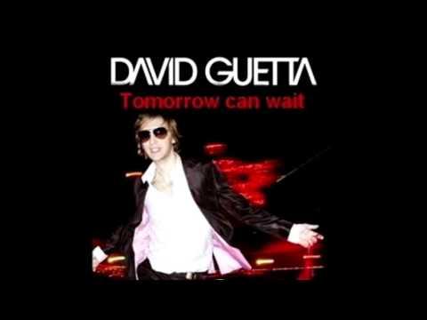 David Guetta - Tomorrow Can Wait (Instrumental Remix)