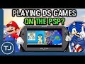 What Happens When You Play DS Games On PSP? (DSonPSP)